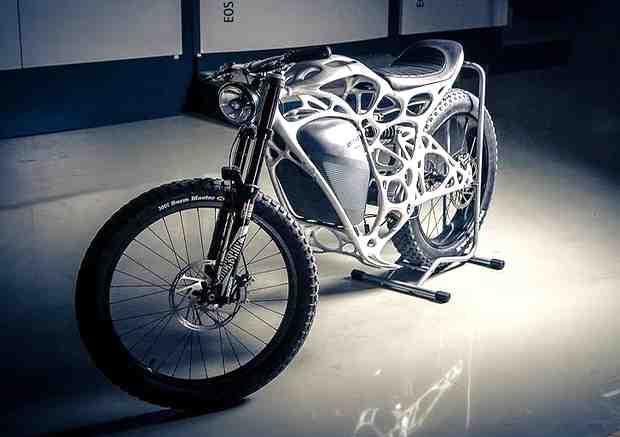 Электробайк Light Rider
